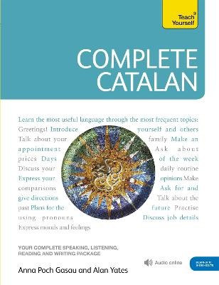 Complete Catalan Beginner to Intermediate Course: (Book and audio