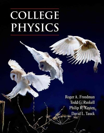 College Physics by Roger A  Freedman - ISBN: 9781464135620 (W H