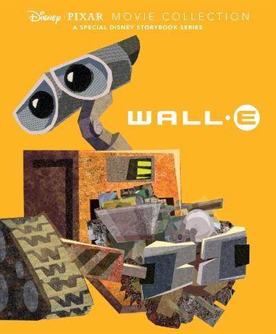 Disney Pixar Movie Collection: WALL-E: A Special Disney Storybook ...