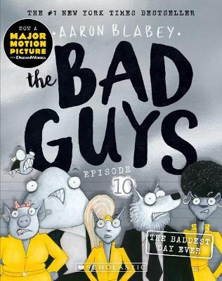 Image result for The Baddest Day Ever (#10 Bad Guys)