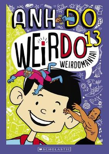 Image result for Weirdomania! (#13 Weirdo)