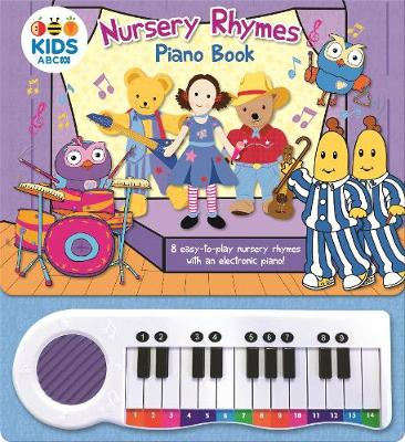 Abc Kids Nursery Rhymes Piano Book