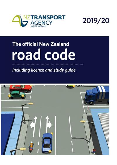 The Official New Zealand Road Code 2019/20 by NZTA - ISBN