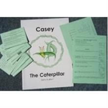 Casey The Caterpillar Story Book (Big Book)