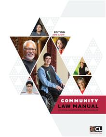 Community Law Manual 2018-2019: A practical guide to everyday New Zealand Law