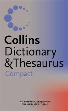 Collins Compact Dictionary and Thesaurus