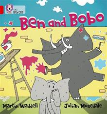 Ben and Bobo: Band 02b/Red B