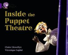 Inside the Puppet Theatre: Band 08/Purple