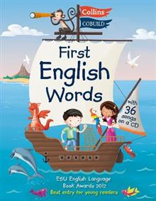 First English Words (Incl. audio CD): Age 3-7