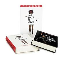 Angie Thomas 2-Book Box Set: The Hate U Give and on the Come Up