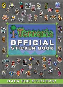 Terraria: Official Sticker Book