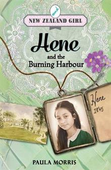 Hene and the Burning Harbour