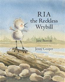 Ria the Reckless Wrybill