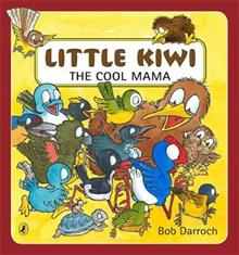 Little Kiwi the Cool Mama
