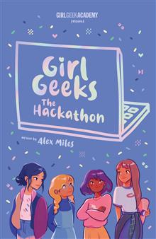 Girl Geeks 1: The Hackathon