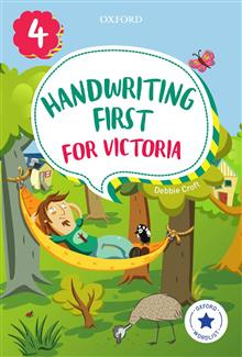 Handwriting First for Victoria Year 4