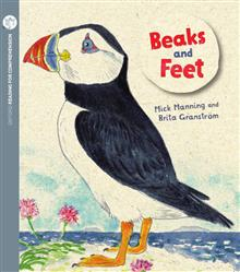 Beaks and Feet: Oxford Level 9: Pack of 6 with Comprehension Card