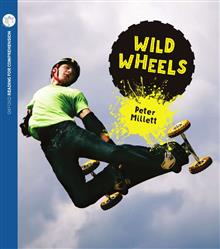 Wild Wheels: Oxford Level 9: Pack of 6 with Comprehension Card