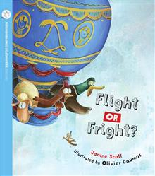 Flight or Fright: Oxford Level 9: Pack of 6 with Comprehension Card
