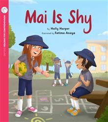 Mai is Shy: Oxford Level 5: Pack of 6 with Comprehension Card