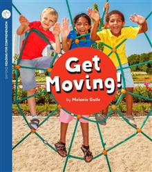 Get Moving!: Oxford Level 9: Pack of 6 with Comprehension Card