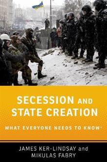 Secession and State Creation: What Everyone Needs to Know (R)