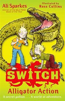 S.W.I.T.C.H: Alligator Action