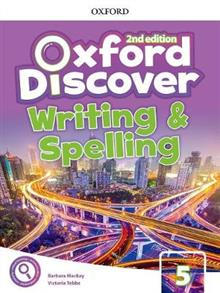 Oxford Discover: Level 5: Writing and Spelling Book