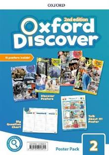 Oxford Discover: Level 2: Posters