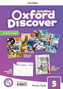 Oxford Discover: Level 5: Posters