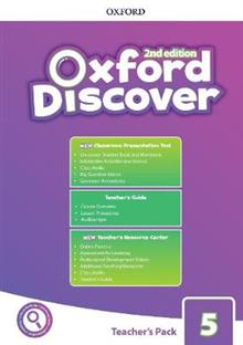 Oxford Discover: Level 5: Teacher's Pack