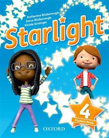 Starlight: Level 4: Student Book: Succeed and shine