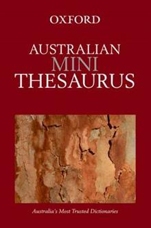 Australian Mini Thesaurus