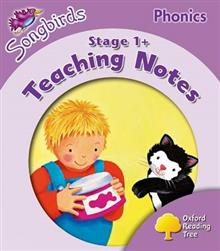 Oxford Reading Tree Songbirds Phonics: Level 1+: Teaching Notes