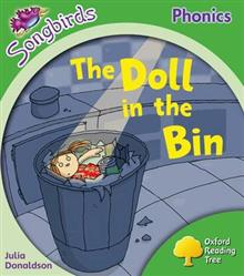Oxford Reading Tree: Level 2: More Songbirds Phonics: The Doll in the Bin