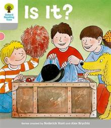 Oxford Reading Tree: Level 1: More First Words: Who Is It?