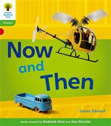 Oxford Reading Tree: Level 2: Floppy's Phonics Non-Fiction: Now and Then