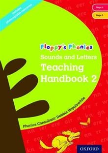 Oxford Reading Tree: Floppy's Phonics: Sounds and Letters: Handbook 2 (Year 1)