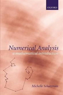 Numerical Analysis: A Mathematical Introduction