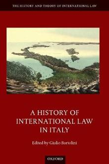 A History of International Law in Italy