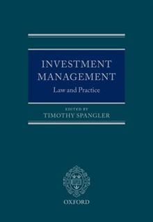 Investment Management: Law and Practice