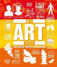 The Art Book: Big Ideas Simply Explained