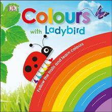 Colours with a Ladybird: Follow the Trails and Learn Colours
