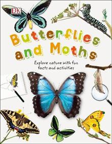 Butterflies and Moths: A Photographic Guide to British and European Butterflies and Moths