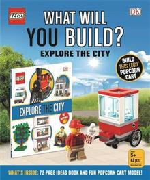 LEGO (R) What Will You Build?: Explore the City