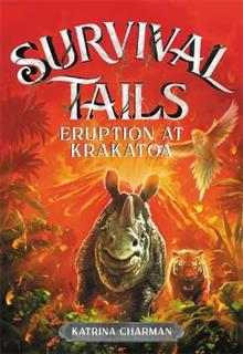 Survival Tails: Eruption at Krakatoa