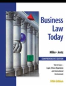 Business Law Today: Text, Summarized Cases, Legal, Ethical, Regulatory and International Environment with Quicken(r) Business Law Partner