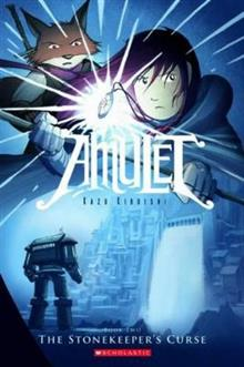 Amulet: #2 Stonekeeper's Curse