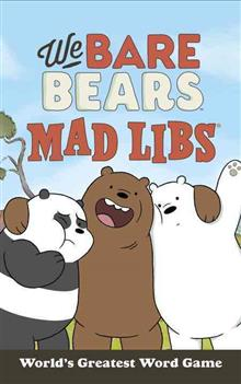 We Bare Bears Mad Libs