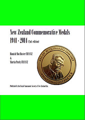 New Zealand Commemorative Medals : 1941-2014